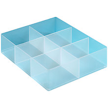Buy Plastic Storage Tray, 11/18/21/35/50/64L Online at johnlewis.com