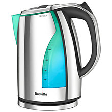Buy Breville VKJ596 Kettle, Polished Stainless Steel Online at johnlewis.com