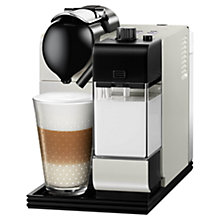 Buy Nespresso Lattissima+ Limited Edition Coffee Machine by De'Longhi Online at johnlewis.com