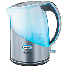 Buy Breville VKJ594 Brita Filter Kettle with 1L Water Capacity, Silver Online at johnlewis.com