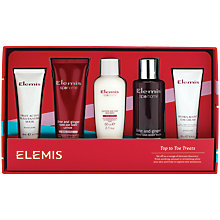 Buy Elemis Top-to-Toe Treats Gift Set Online at johnlewis.com