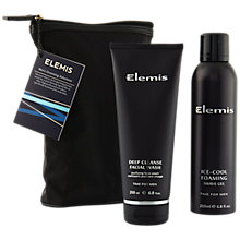Buy Elemis Men's Grooming Solutions Gift Set Online at johnlewis.com