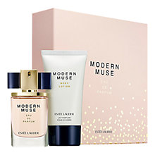 Buy Estée Lauder Modern Muse Eau de Parfum Gift Set with The Makeup Artist Collection Online at johnlewis.com