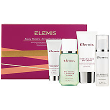 Buy Elemis Beauty Wonders Normal/Combination Skincare Gift Set Online at johnlewis.com