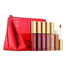 Buy Estée Lauder Pure Colour Lip Gloss Collection, 6 x 4.6ml Online at johnlewis.com