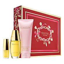 Buy Estée Lauder Beautiful To Go Gift Set with The Makeup Artist Collection Online at johnlewis.com