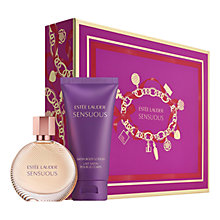 Buy Estée Lauder Senuous Sensual Duo with The Makeup Artist Collection Online at johnlewis.com