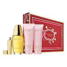 Buy Estée Lauder Beautiful Romantic Gift Set with The Makeup Artist Collection Online at johnlewis.com