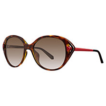 Buy Christian Dior Chromatic 2 Square Frame Sunglasses, Tortoise Online at johnlewis.com