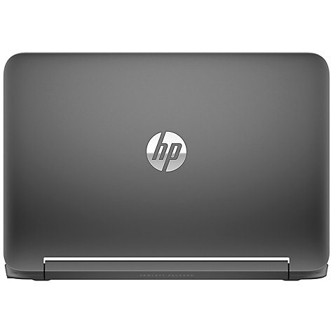 "Buy HP Pavilion x360 13-a001na Convertible Laptop, Intel Core i5, 4GB RAM, 1TB, 13.3"" Touch Screen, Silver Online at johnlewis.com"