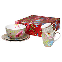 Buy PiP Studio Chinese Garden Tea Set, 5 Pieces Online at johnlewis.com
