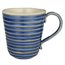 Buy John Lewis Ribbed Mug Online at johnlewis.com