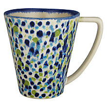 Buy John Lewis Speckle Mug Online at johnlewis.com