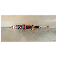 Buy Gabriella Benevolenza - Evening Light Print on Canvas, 100 x 47.5cm Online at johnlewis.com