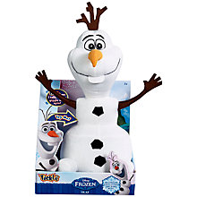 Buy Disney Frozen Tickle Time Olaf Online at johnlewis.com