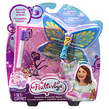 Buy Flutterbye Diary, Assorted Online at johnlewis.com