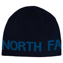Buy The North Face Reversible Banner Beanie, One Size Online at johnlewis.com