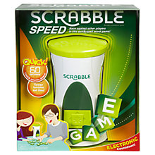 Buy Scrabble Speed Game Online at johnlewis.com