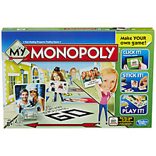 Buy My Monopoly Game Online at johnlewis.com
