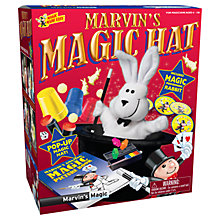 Buy Marvin's Magic: Marvin's Magic Hat Online at johnlewis.com
