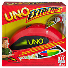 Buy Uno Extreme Game Online at johnlewis.com