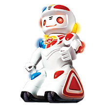Buy Emiglio Remote-Controlled Robot Online at johnlewis.com