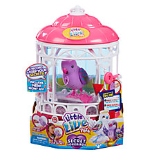 Buy Little Live Pets Bird In A Cage, Assorted Online at johnlewis.com