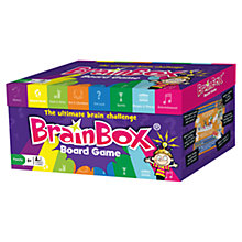 Buy BrainBox Board Game Online at johnlewis.com