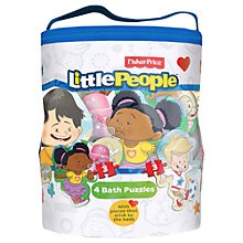 Buy Fisher-Price Bath Puzzles Online at johnlewis.com