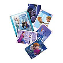 Buy Panini Disney Frozen Stickers, Pack of 5, Assorted Online at johnlewis.com