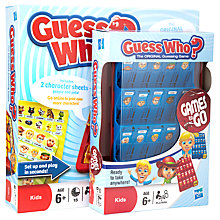 Buy Guess Who? Game, Twin Pack Online at johnlewis.com