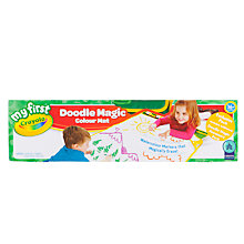 Buy My First Crayola Doodle Magic Colour Mat & Accessories Online at johnlewis.com