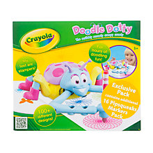 Buy Crayola Doodle Dotty Drawing Toy & Pens Online at johnlewis.com