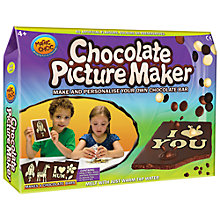 Buy Magic Choc Chocolate Picture Maker Online at johnlewis.com