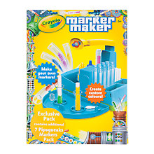 Buy Crayola Marker Maker Online at johnlewis.com