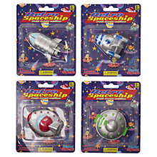 Buy Great Gizmos Retro Spaceship, Assorted Online at johnlewis.com