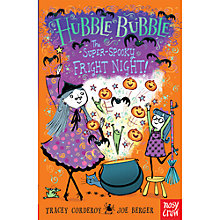 Buy Hubble Bubble: The Super-Spooky Fright Night Book Online at johnlewis.com
