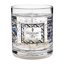 Buy Stoneglow Winter Scene Gel Candle, Large Online at johnlewis.com