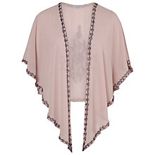 Buy Chesca Gunmetal Beaded Shawl Online at johnlewis.com