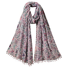 Buy East Anokhi Maybelle Scarf, Multi Online at johnlewis.com