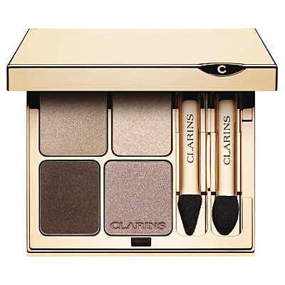 shop for Clarins Eye Quartet Mineral Eyeshadow Palette at Shopo