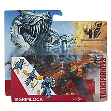 Buy Transformers 4: Age Of Extinction Grimlock Figure Online at johnlewis.com