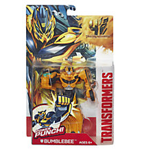 Buy Transformers 4: Age Of Extinction Power Punch Bumblebee Online at johnlewis.com