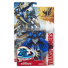Buy Transformers 4: Age Of Extinction Dinobot Strafe Spin Attack Figure Online at johnlewis.com