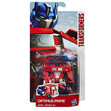 Buy Transformers Optimus Prime Figure Online at johnlewis.com