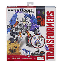 Buy Transformers 4: Age Of Extinction Lockdown Construct-Bots Online at johnlewis.com