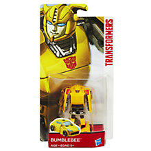 Buy Transformers Bumblebee Transforming Figure Online at johnlewis.com