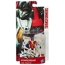 Buy Transformers Starscream Figure Online at johnlewis.com