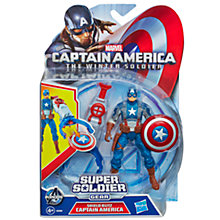 Buy Marvel Captain America Shield Blitz Figure Online at johnlewis.com