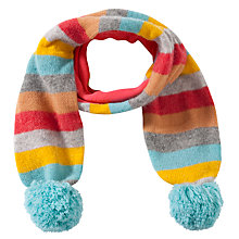 Buy Donna Wilson for John Lewis Girls' Stripe Scarf, Multi Online at johnlewis.com